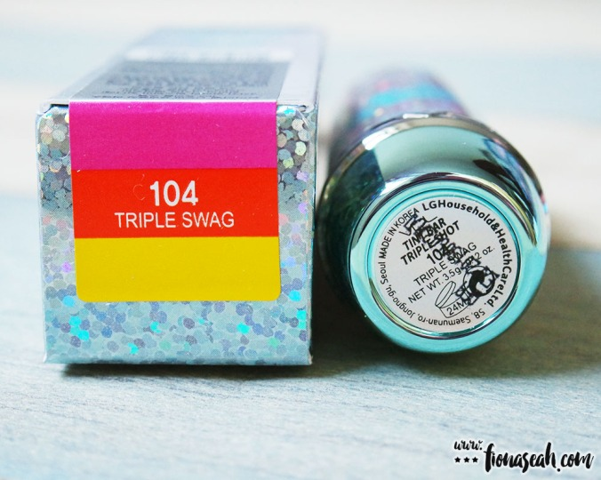 VDL Tint Bar Triple Shot EX (Awakening) in #104 Triple Swag