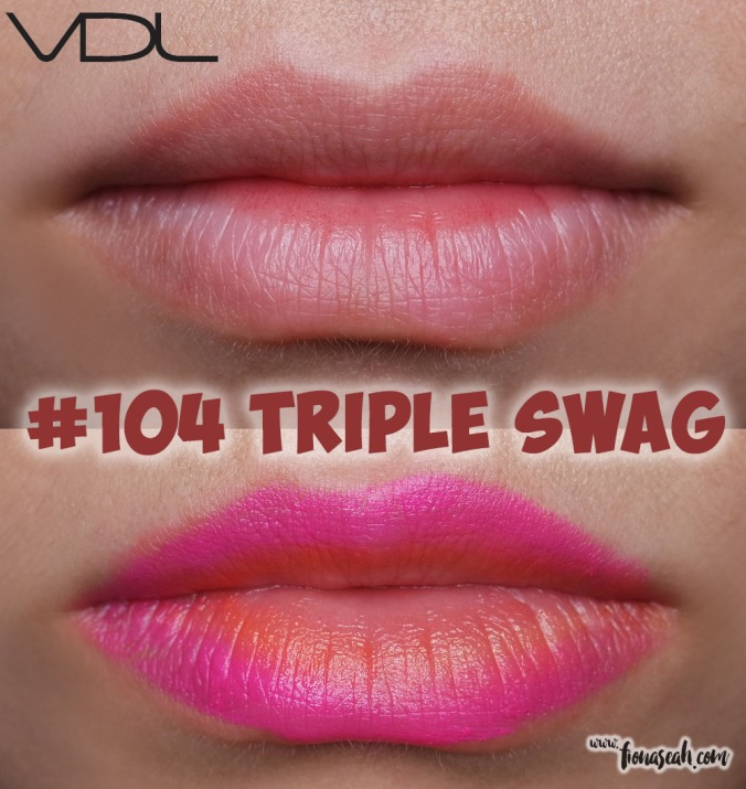 VDL Tint Bar Triple Shot EX (Awakening) in #104 Triple Swag