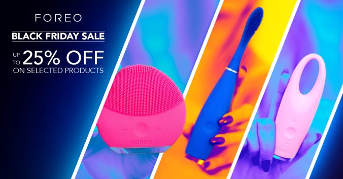 Black Friday Sale: Enjoy 22% discount on Luna Mini 2 & IRIS, 25% discount on ISSA, up to 34% discount on selected gift set til November 29 10:59pm GMT!