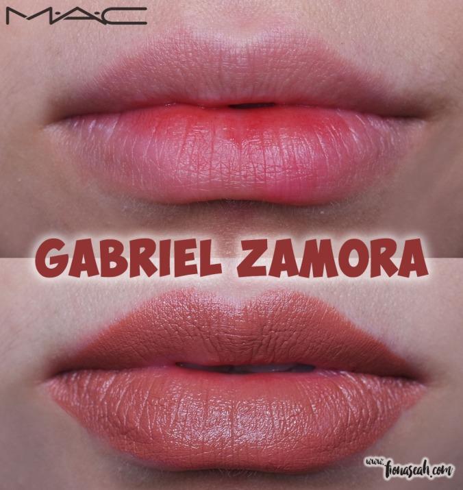 M.A.C Gabriel Zamora