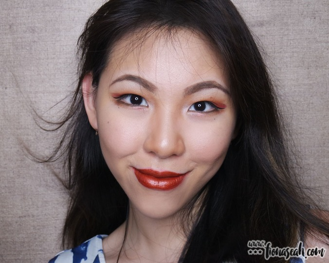 Palladio Velvet Matte Metallic Cream Lip Color in Gilded
