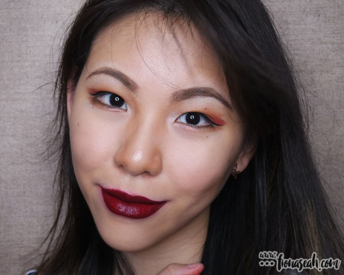 Palladio Velvet Matte Metallic Cream Lip Color in Opulent