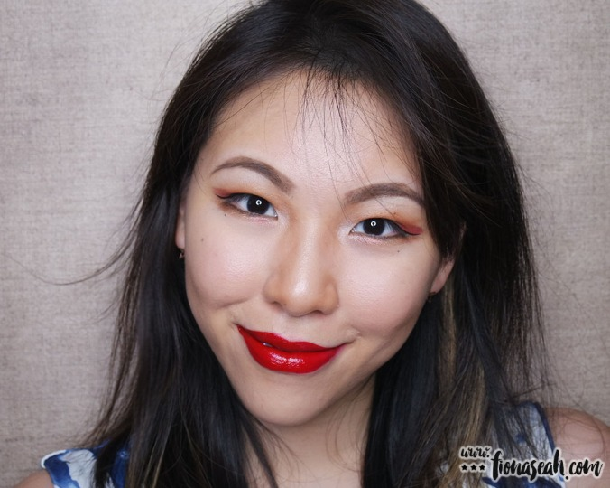 Palladio Velvet Matte Metallic Cream Lip Color in Ritzy