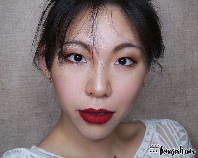 M·A·C Retro Matte Liquid Lipcolour in Dance With Me