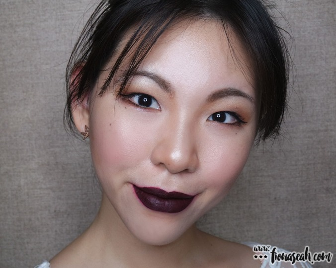 M·A·C Retro Matte Liquid Lipcolour in High Drama