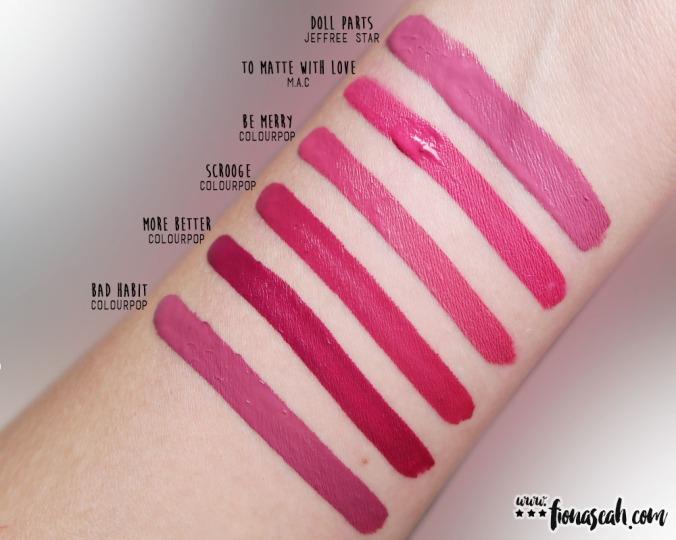 Review Mac Cosmetics Retro Matte Liquid Lipcolour  To -5523