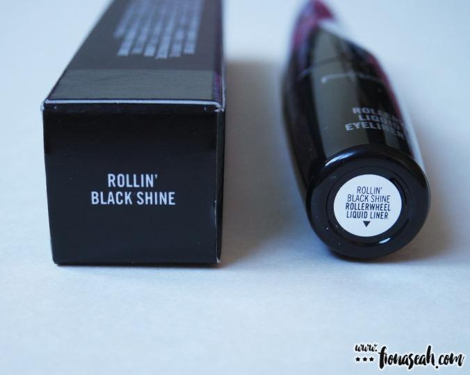 M·A·C Rollerwheel Liquid Liner in Rollin' Black Shine