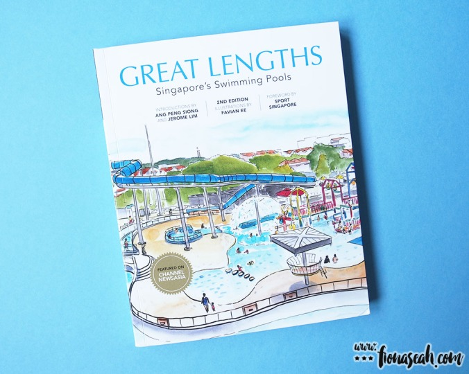 Book: Great Lengths, Singapore's Swimming Pools