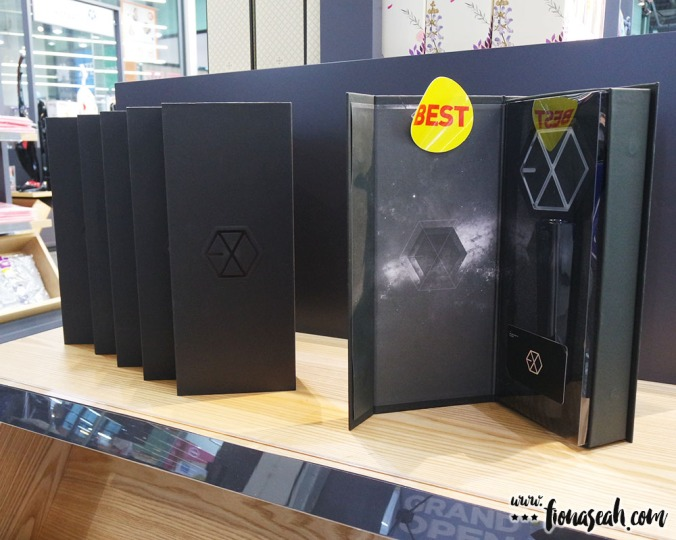 Heading to an EXO concert any time soon? These official EXO light sticks may interest you..