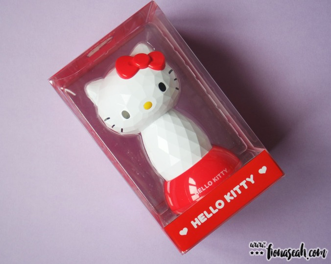 Hello Kitty 4D Face Brush