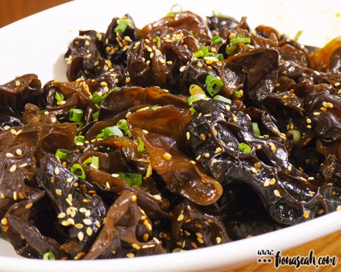 Marinated Black Fungus