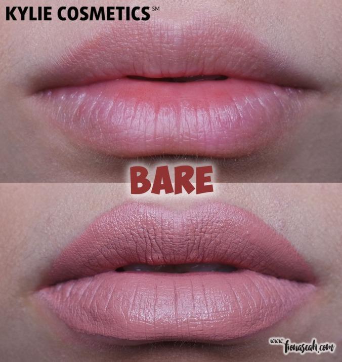 Kylie Cosmetics Send Me More Nudes Velvet Liquid Lipstick - Bare