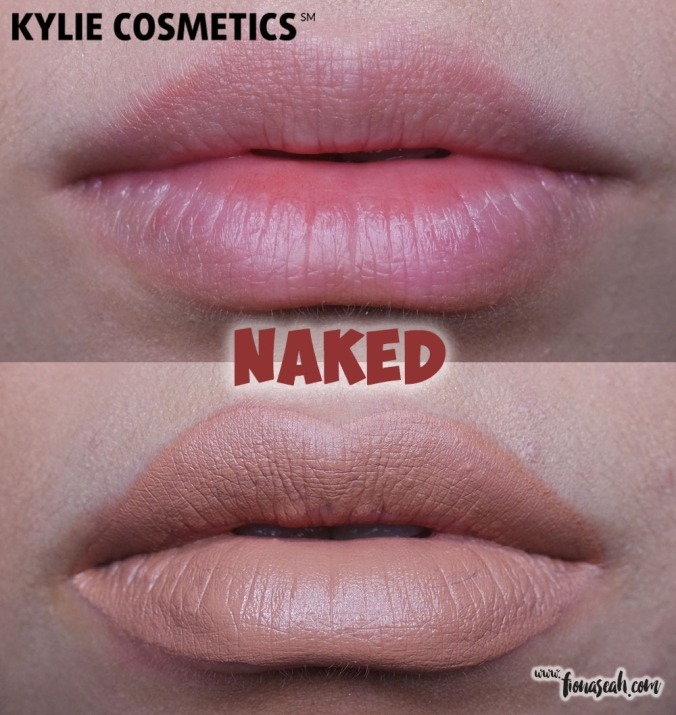 Kylie Cosmetics Send Me More Nudes Velvet Liquid Lipstick - Naked
