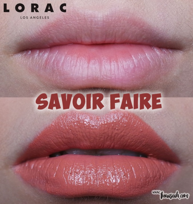 LORAC Cosmetics × Disney Beauty and the Beast Lipstick Collection - Savoir Faire
