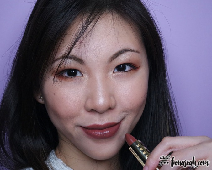 LORAC Cosmetics × Disney Beauty and the Beast Lipstick Collection - Très Chic