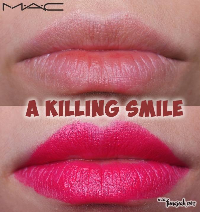 M·A·C × Steve J & Yoni P Lipstick in A Killing Smile