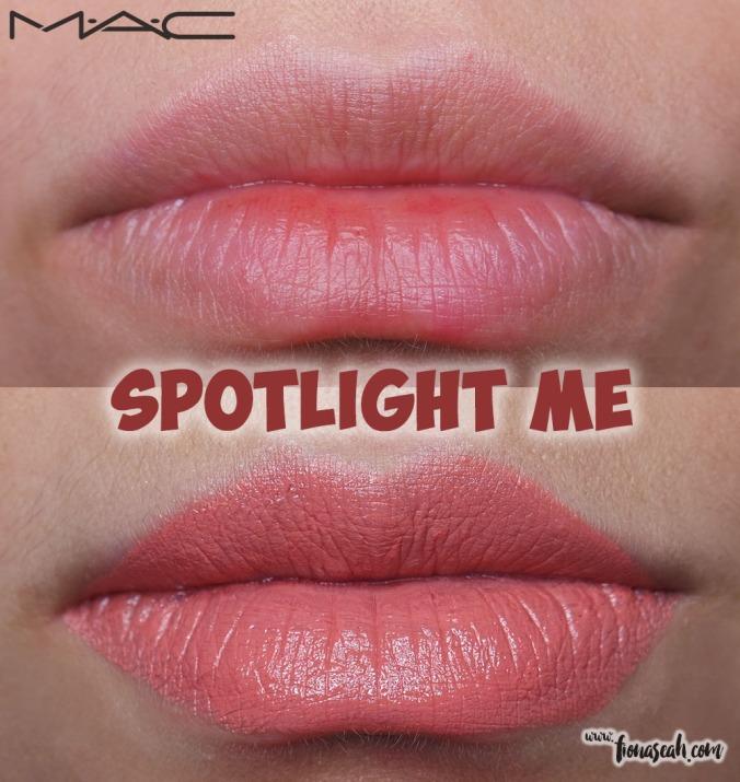 M·A·C × Steve J & Yoni P Lipstick in Spotlight Me
