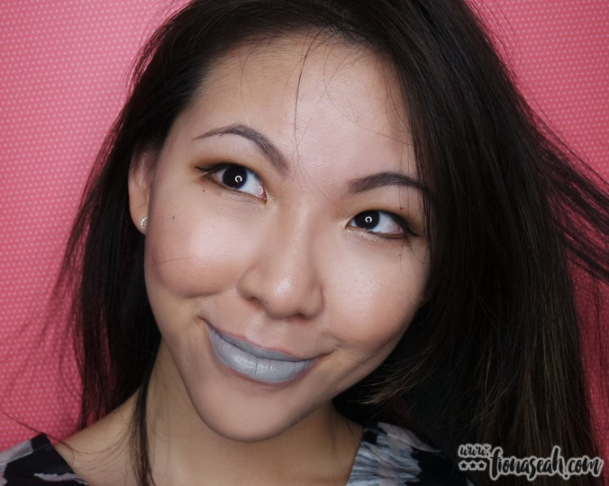 M·A·C Colour Rocker lipstick in Night Mint