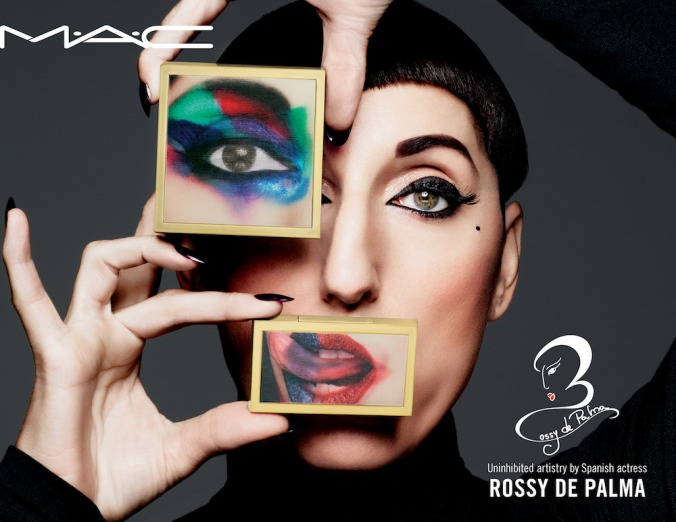 M·A·C × Rossy De Palma for Fall 2017