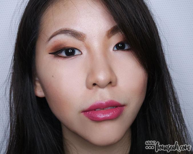 shu uemura Rouge Unlimited lipstick in BG965