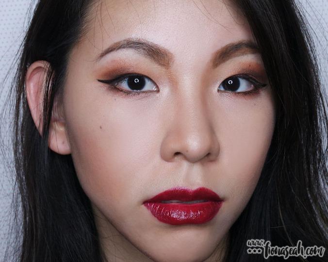 shu uemura Rouge Unlimited lipstick in WN288