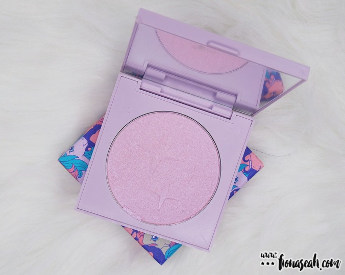ColourPop × My Little Pony Pressed Powder Highlighter in Trickles