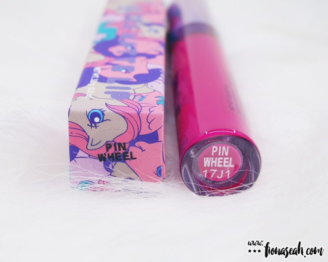 ColourPop × My Little Pony Ultra Matte Lip in Pin Wheel