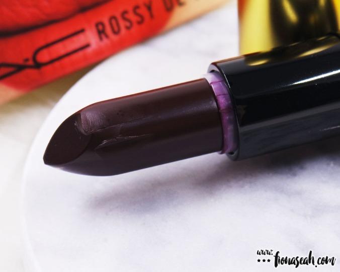 M·A·C × Rossy De Palma Lipstick in Phenomenal Woman (US$17.50 / S$33)