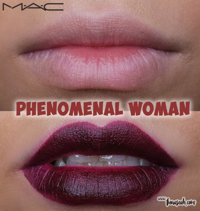 M·A·C × Rossy De Palma Lipstick in Phenomenal Woman