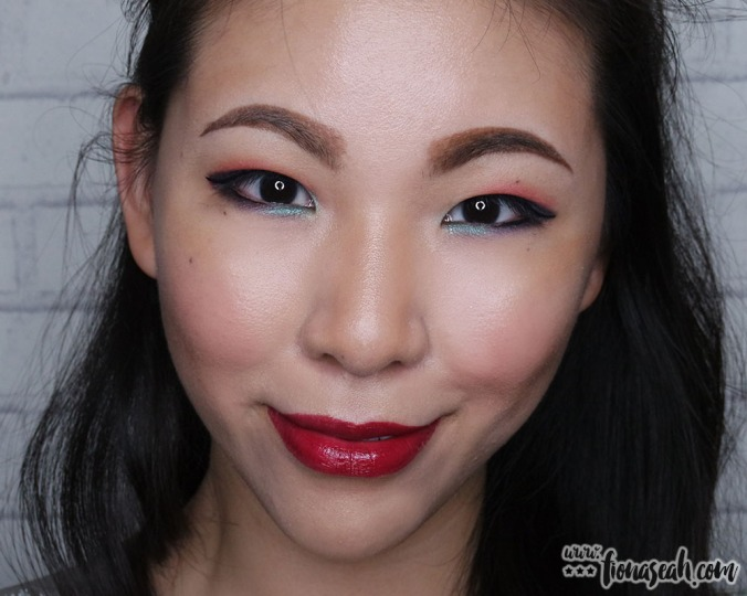 M·A·C Snow Ball lipstick in Elle Bell