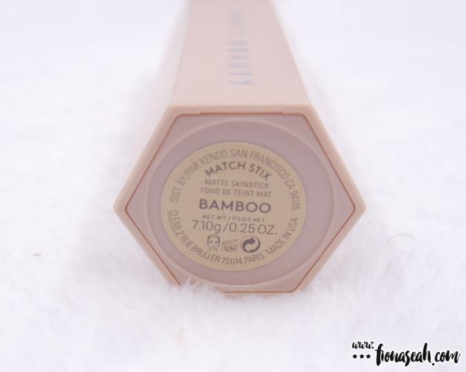 Match Stix Matte Skinstick in Bamboo