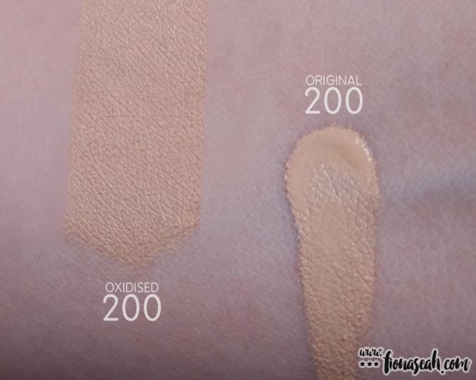 Fenty Beauty Pro Filtr Soft Matte Longwear Foundation in 200