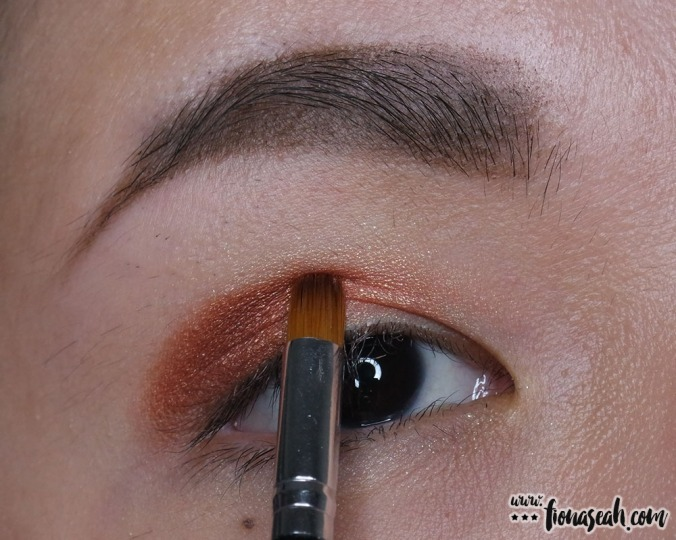 Cut them crease with the darkest shade on the palette!