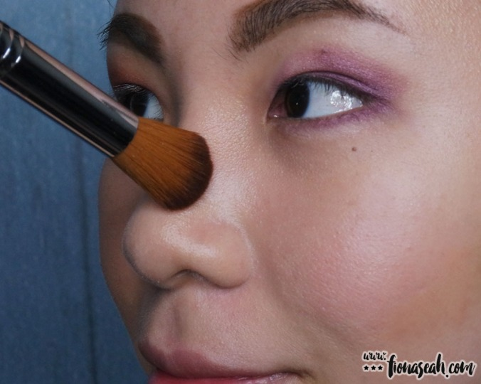 Adventure Princess for contouring (using Sigma F04 Extreme Structure Contour™ Brush)