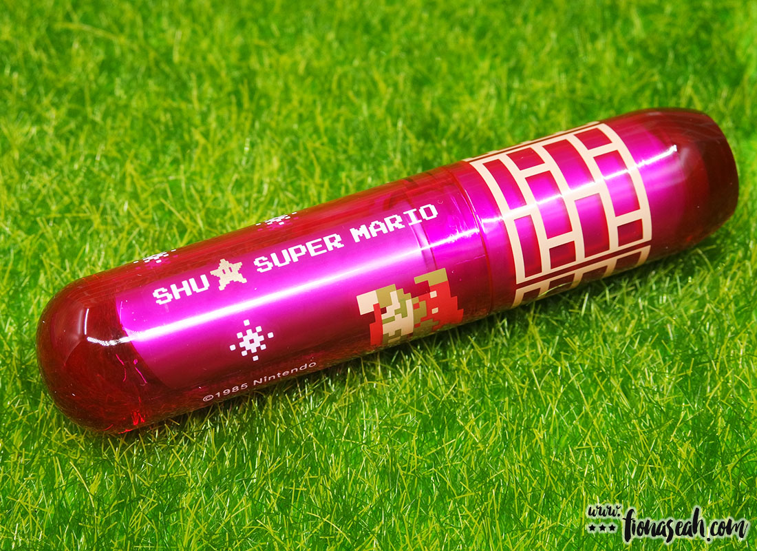 REVIEW: shu uemura × Super Mario Bros  – Rouge Unlimited in RD187
