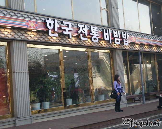 Korean Traditional Bibimbap Experience Centre