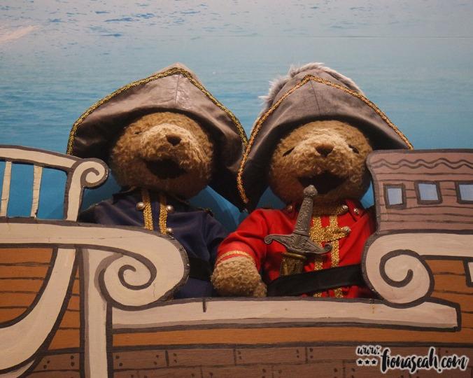 Aye, aye, captain!