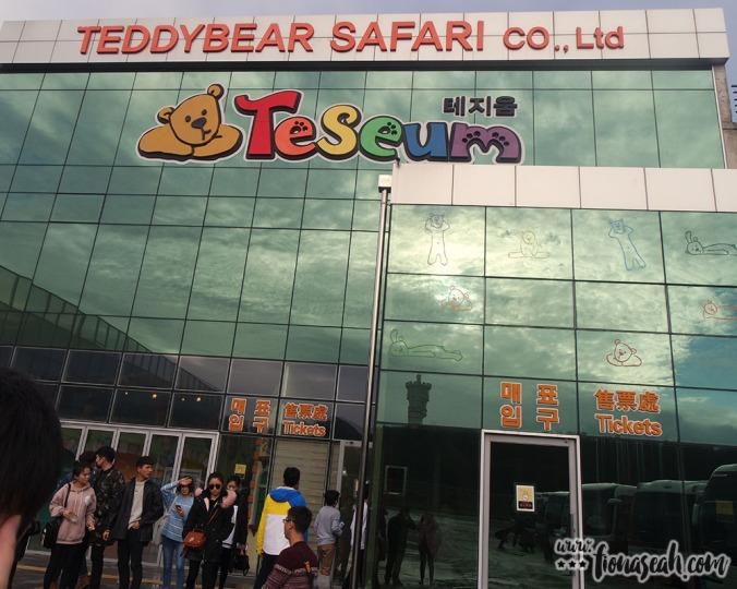 Teseum / Teddybear Safari (Jeju)