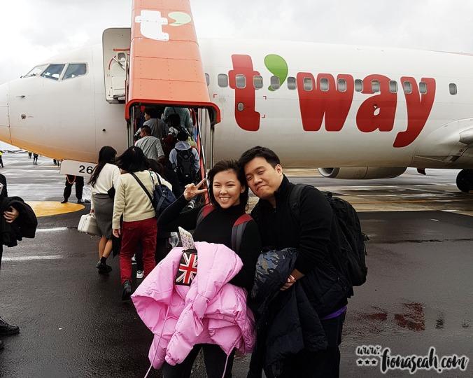 Goodbye Jeju!