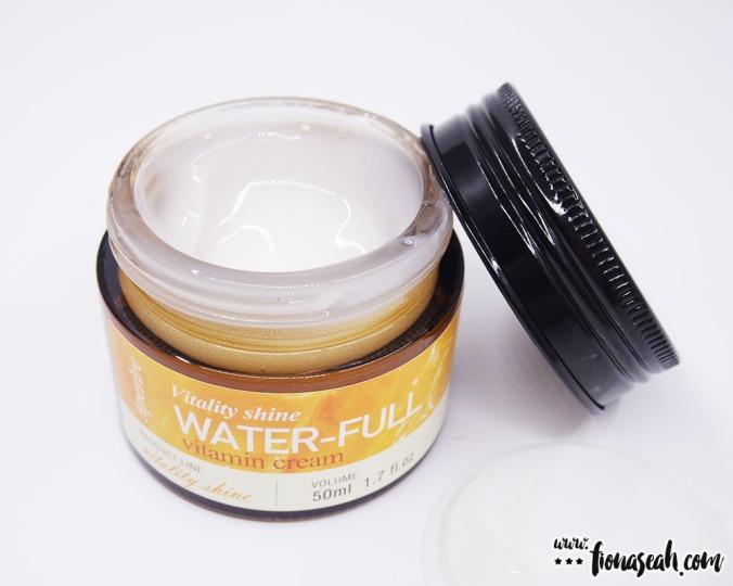 Aperire Vitality Shine Water-Full Vitamin Cream