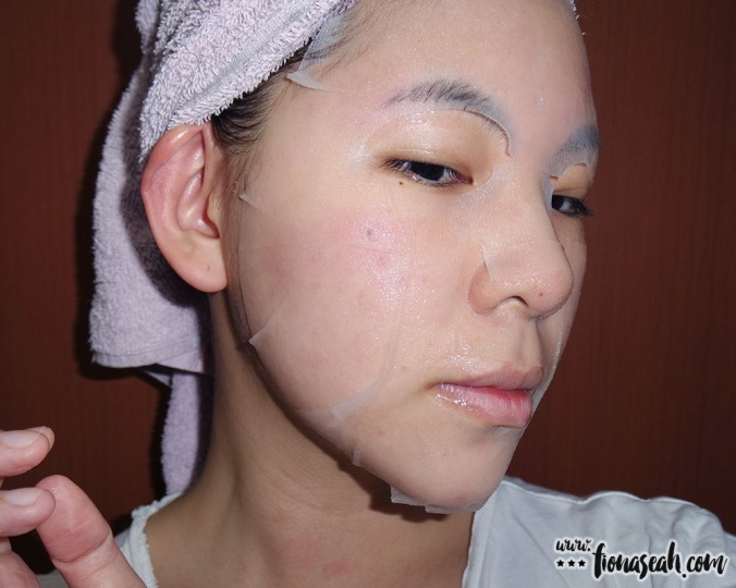 IYOU Apple Face Mask (application)