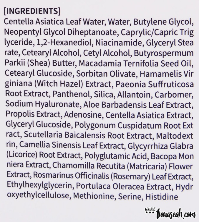 Ingredients in KISpeel Hydra Micro-Raphides Serum