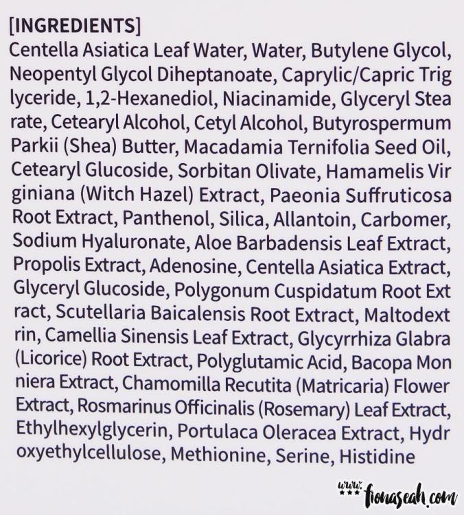 Ingredients in KISpeel Hydra Micro-Raphides Serum