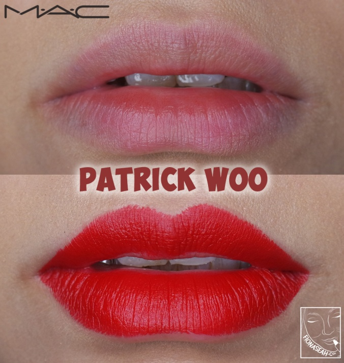 M·A·C× Patrick Starrr in Patrick Woo