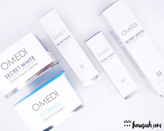 Just a fraction of OMEDI products..