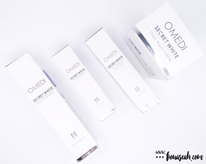 OMEDI Secret White series