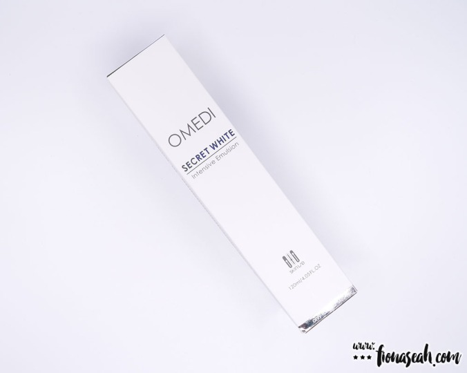 OMEDI Secret White Intensive Emulsion (120ml / 4.05 fl. oz)
