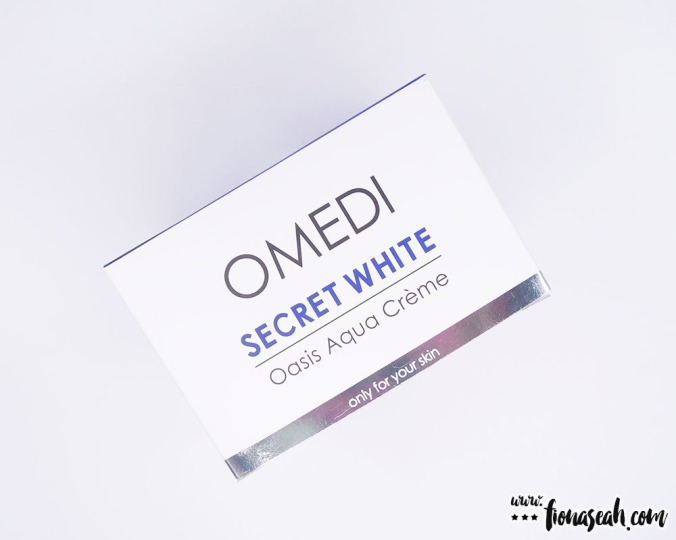 OMEDI Secret White Oasis Aqua Crème (200ml / 6.76 fl.oz)