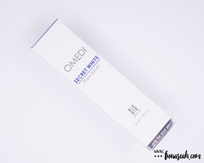 OMEDI Secret White Phyto Serum (35ml / 1.18 fl.oz)