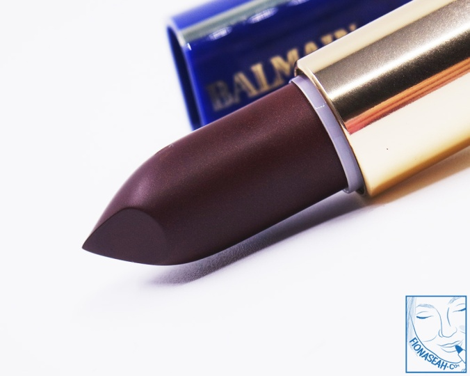 L'Oreal Paris × Balmain lipstick in Power (US$14 / S$28)